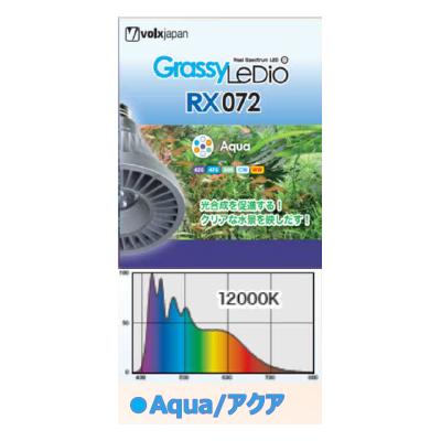 画像1: GrassyLeDio RX072 Aqua