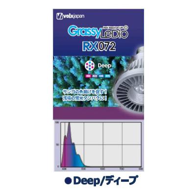 画像1: GrassyLeDio RX072 Deep