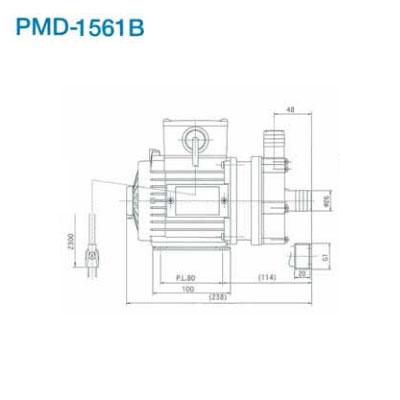 画像2: PMD-1561B ユニオン