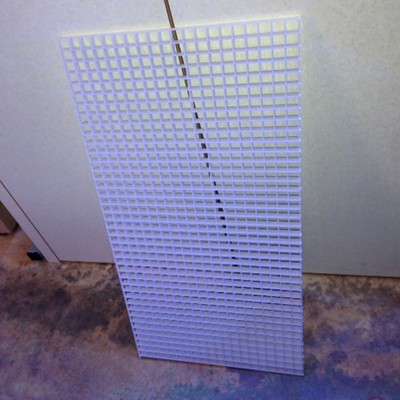 画像1: コーラルベースプレート ホワイト60cm