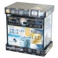 【取寄】コトブキ レグラスF-250SH/B F-LEDライトセット