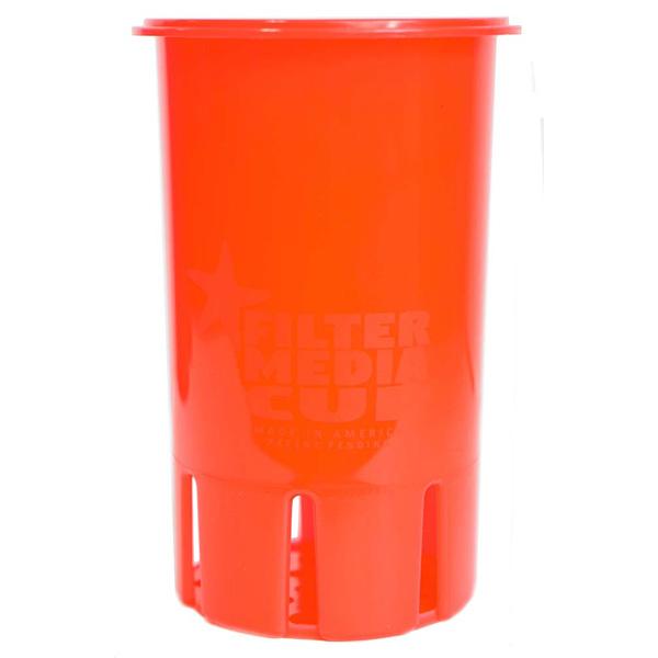 画像1: フィルターメディアカップ レッド