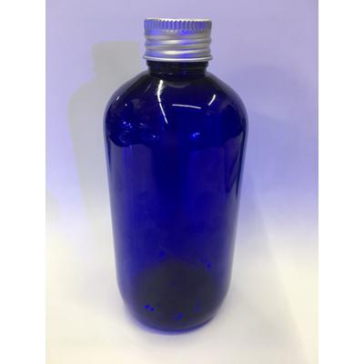 画像1: クリアブルー空ボトル 250ml
