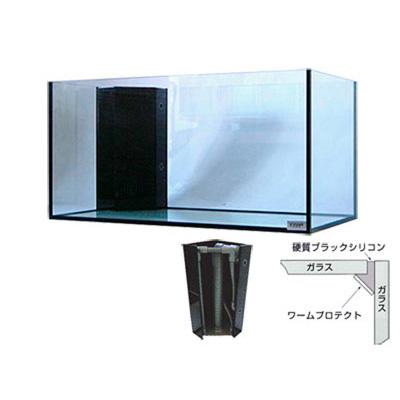 画像1: 【受注生産】AMP アクアマリンプロスライドコーナーフランジ無1200x450x450H