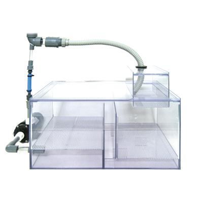 画像1: 【メーカー直送】Marfied 国産フィルターユニット450x450水槽用(塩ビ)
