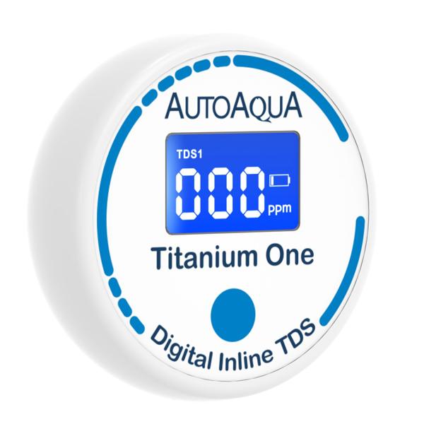 画像3: 【取寄】AutoAquaデジタル インラインTDSメーター1