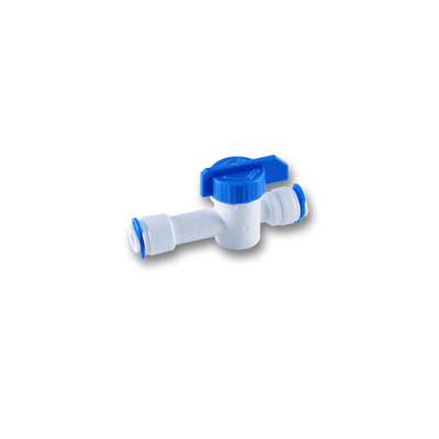 画像1: LSS ボールバルブ付き逆流防止弁 1/4×1/4