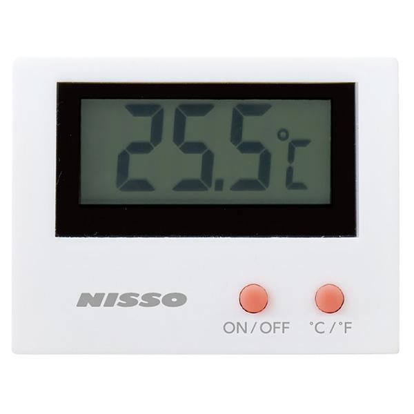 画像1: ニッソー デジタルオート水温計 ND-W