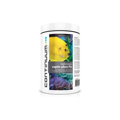画像1: Continuum Aquatics キャプティブフォス Fe 600g