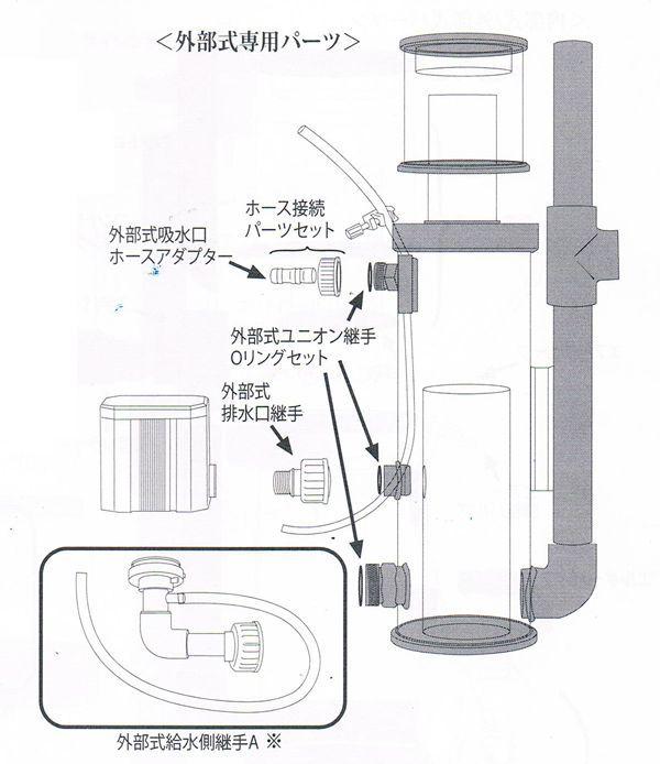 画像1: 【取寄】HS-400・HS-A400用交換パーツ類