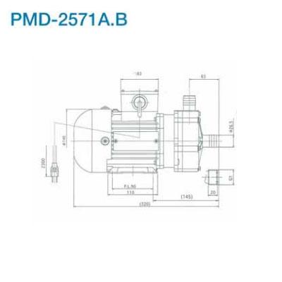 画像2: 【取寄】PMD-2571B ユニオン