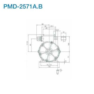 画像3: 【取寄】PMD-2571B ユニオン