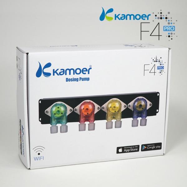 画像1: Kamoer Dosing Pump F4 pro