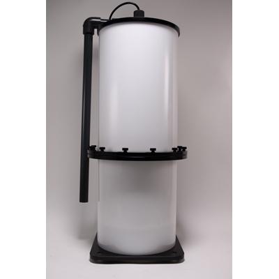 画像1: 【取寄】SWR-300 海藻リアクター内部式 ブラック