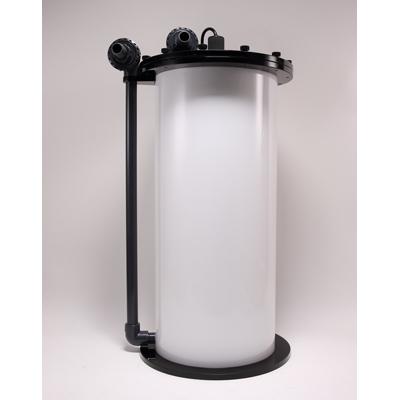 画像1: 【取寄】SWR-300E 海藻リアクター外部式 ブラック