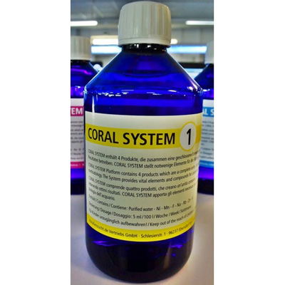 画像1: 【取寄】KZ CoralSystem 1 250ml
