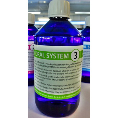 画像1: 【取寄】KZ CoralSystem 4 250ml