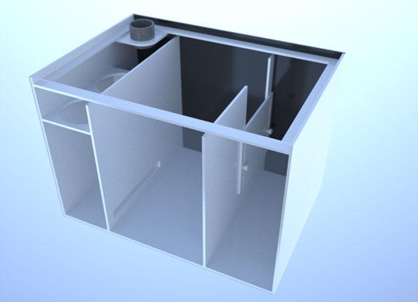 画像3: バリエーションサンプ3層式500 Left Type Normal Slide