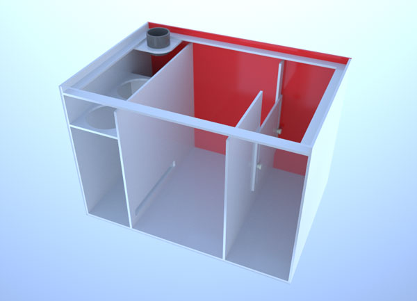 画像4: バリエーションサンプ3層式500 Left Type Normal Slide