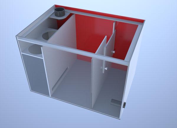 画像4: バリエーションサンプ3層式500 Left Type Slide&Socket