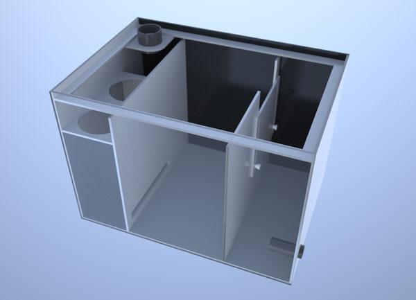 画像3: バリエーションサンプ3層式500 Left Type Slide&Socket