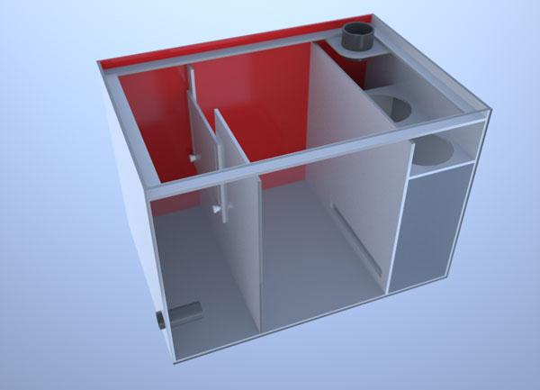 画像4: バリエーションサンプ3層式500 Right Type Slide&Socket