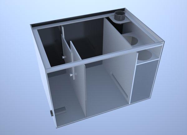 画像3: バリエーションサンプ3層式500 Right Type Slide&Socket