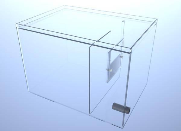 画像2: バリエーションサンプ2層式500 Left Type Normal Slide&Socket