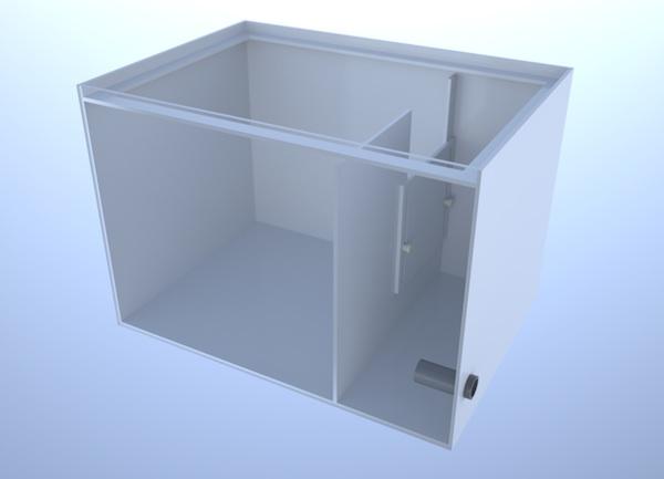 画像1: バリエーションサンプ2層式500 Left Type Normal Slide&Socket
