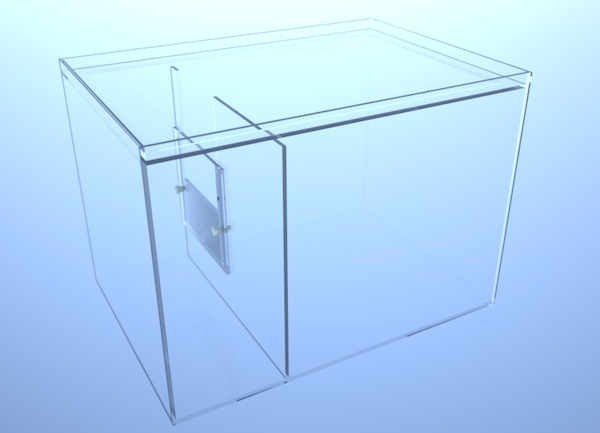 画像2: バリエーションサンプ2層式500 Right Type Normal Slide