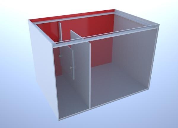 画像4: バリエーションサンプ2層式500 Right Type Normal Slide