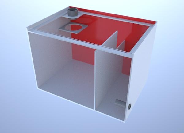 画像4: バリエーションサンプ2層式500 Left Type Basket&Socket