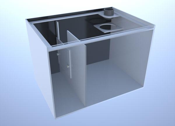 画像3: バリエーションサンプ2層式500 Right Type Basket Slide