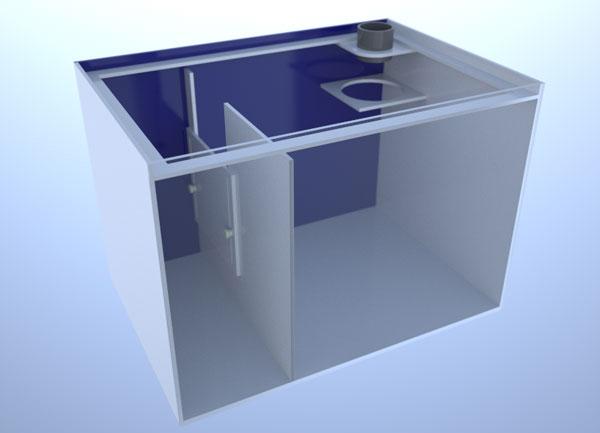画像5: バリエーションサンプ2層式500 Right Type Basket Slide