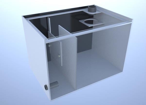 画像3: バリエーションサンプ2層式500 Right Type Basket Slide&Socket