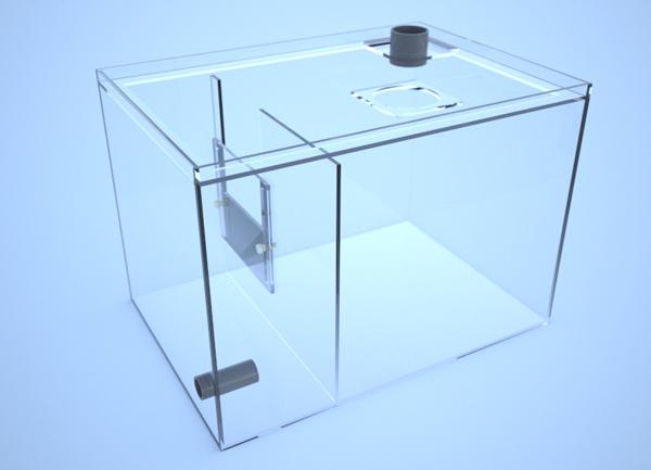 画像2: バリエーションサンプ2層式500 Right Type Basket Slide&Socket