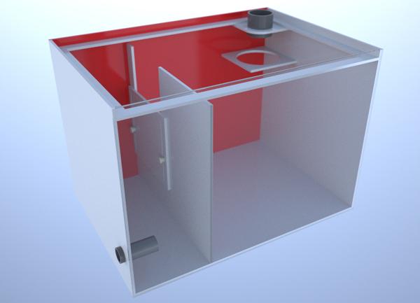 画像4: バリエーションサンプ2層式500 Right Type Basket Slide&Socket