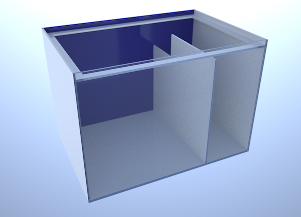 画像5: バリエーションサンプ2槽式500 LEFT Type Normal