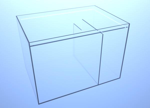 画像2: バリエーションサンプ2槽式500 LEFT Type Normal