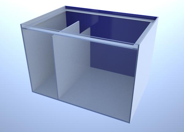 画像5: バリエーションサンプ2層式500 Right Type Normal