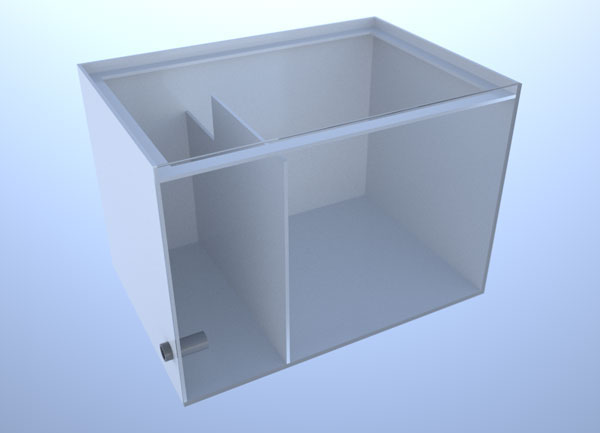 画像1: バリエーションサンプ2層式500 Right Type Socket