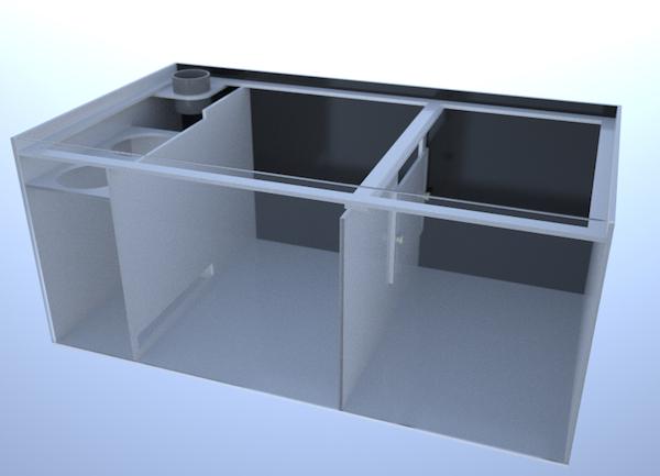 画像3: バリエーションサンプ3層式800 Left Type Slide