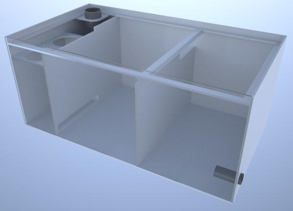 画像1: バリエーションサンプ3層式800 Left Type Normal Socket
