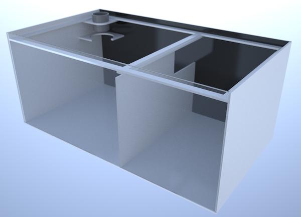 画像3: バリエーションサンプ2層式800 Left Type Basket