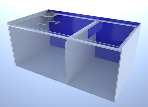 画像5: バリエーションサンプ2層式800 Left Type Basket