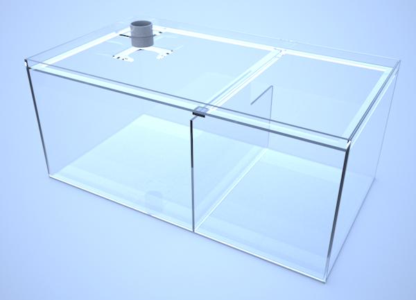 画像2: バリエーションサンプ2層式800 Left Type Basket