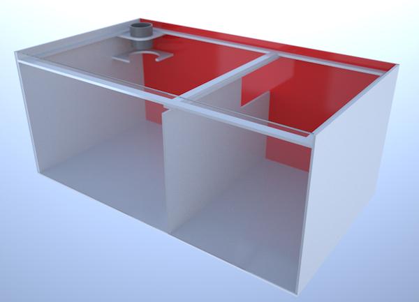 画像4: バリエーションサンプ2層式800 Left Type Basket