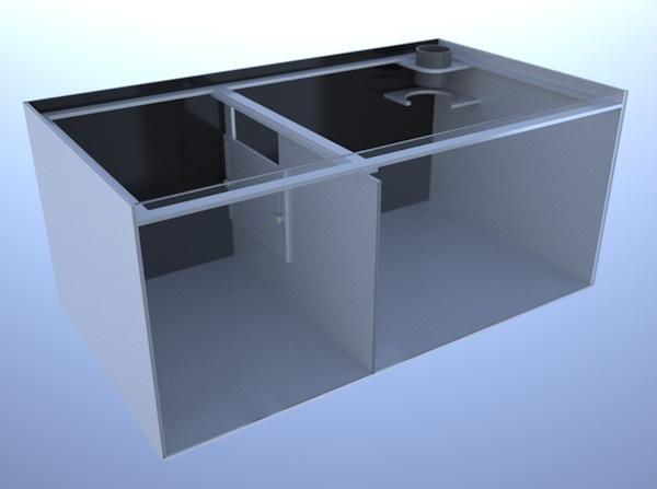 画像3: バリエーションサンプ2層式800 Right Type Basket Slide