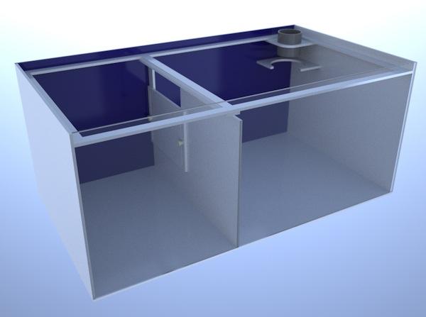 画像5: バリエーションサンプ2層式800 Right Type Basket Slide