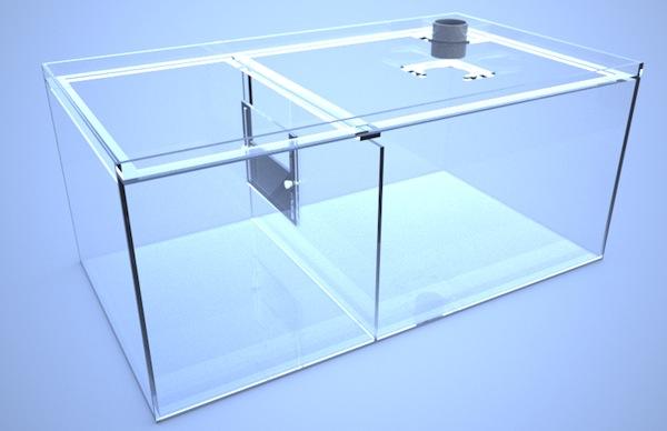 画像2: バリエーションサンプ2層式800 Right Type Basket Slide